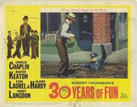 30 Years of Fun - 11 x 14 Movie Poster - Style A