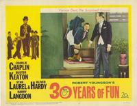 30 Years of Fun - 11 x 14 Movie Poster - Style D