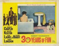 30 Years of Fun - 11 x 14 Movie Poster - Style F