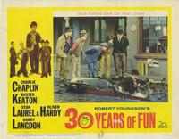 30 Years of Fun - 11 x 14 Movie Poster - Style C