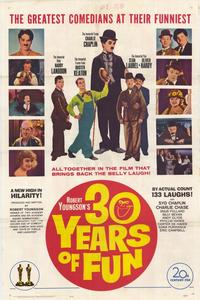 30 Years of Fun - 27 x 40 Movie Poster - Style A
