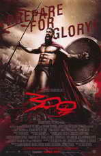 300 - 11 x 17 Movie Poster - Style A
