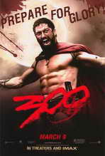 300 - 27 x 40 Movie Poster - Style G
