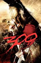 300 - 11 x 17 Movie Poster - Style Z