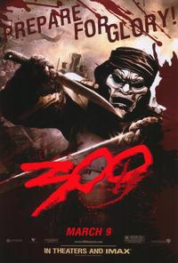 300 - 27 x 40 Movie Poster - Style D