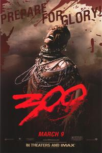300 - 11 x 17 Movie Poster - Style T