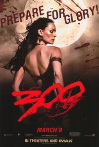 300 - 11 x 17 Movie Poster - Style U