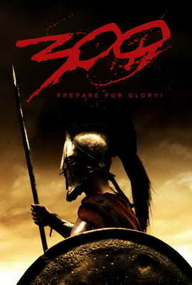 300 - 27 x 40 Movie Poster - Style E