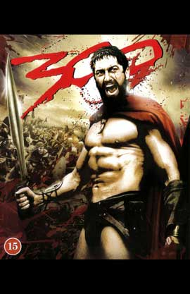 300 - 27 x 40 Movie Poster - Danish Style A