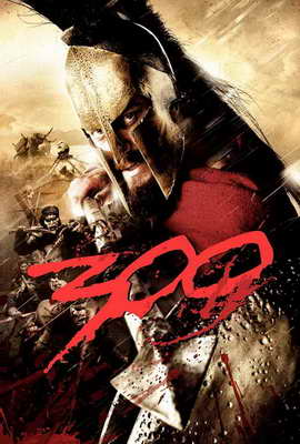 300 - 27 x 40 Movie Poster - Style L