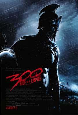 300: Rise of an Empire - DS 1 Sheet Movie Poster - Style A