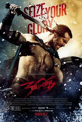 300: Rise of an Empire - 11 x 17 Movie Poster - Style C