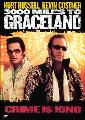 3000 Miles to Graceland - 11 x 17 Movie Poster - Style B