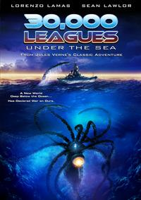 30,000 Leagues Under the Sea - 27 x 40 Movie Poster - Style A