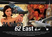 31 North 62 East - 11 x 17 Movie Poster - Style A
