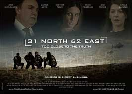 31 North 62 East - 11 x 17 Movie Poster - Style B