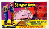 3:10 to Yuma - 11 x 17 Movie Poster - Belgian Style A