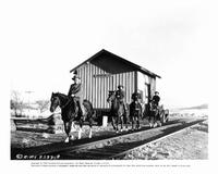 3:10 to Yuma - 8 x 10 B&W Photo #2
