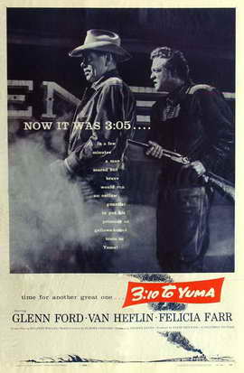 3:10 to Yuma - 27 x 40 Movie Poster - Style A