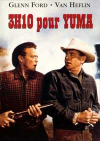 3:10 to Yuma - 27 x 40 Movie Poster - French Style A