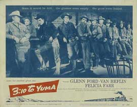 3:10 to Yuma - 11 x 14 Movie Poster - Style A