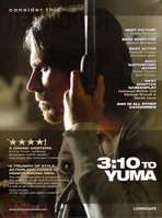 3:10 to Yuma - 11 x 17 Movie Poster - Style I