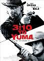 3:10 to Yuma - 27 x 40 Movie Poster - Danish Style A