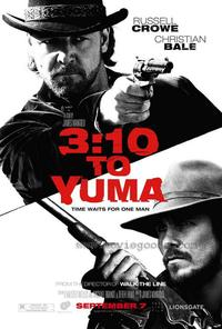 3:10 to Yuma - 43 x 62 Movie Poster - Bus Shelter Style A