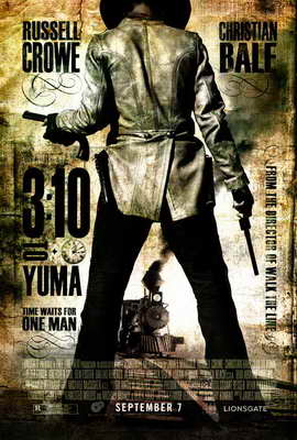 3:10 to Yuma - 27 x 40 Movie Poster - Style C