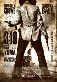 3:10 to Yuma - 43 x 62 Movie Poster - Bus Shelter Style C