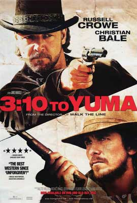 3:10 to Yuma - 11 x 17 Movie Poster - Style D