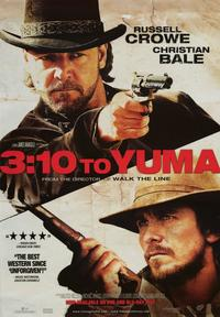 3:10 to Yuma - 43 x 62 Movie Poster - Bus Shelter Style D