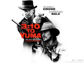 3:10 to Yuma - 11 x 17 Movie Poster - UK Style A