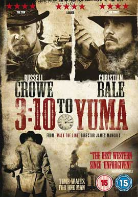 3:10 to Yuma - 11 x 17 Movie Poster - UK Style B