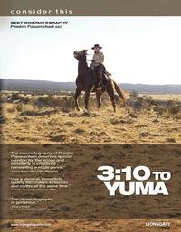 3:10 to Yuma - 11 x 14 Movie Poster - Style C