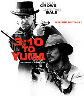 3:10 to Yuma - 11 x 14 Movie Poster - Style F