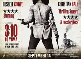 3:10 to Yuma - 30 x 40 Movie Poster UK - Style A