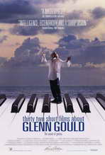 32 Short Films about Glenn Gould - 27 x 40 Movie Poster - Style A