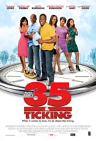 35 and Ticking - 27 x 40 Movie Poster - Style A