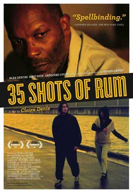 35 Shots of Rum - 11 x 17 Movie Poster - Style A