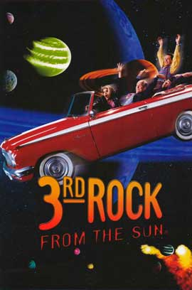 3rd Rock from the Sun - 11 x 17 TV Poster - Style A