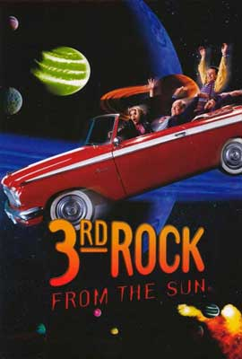 3rd Rock from the Sun - 27 x 40 TV Poster - Style A