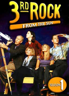 3rd Rock from the Sun - 11 x 17 Movie Poster - Style A