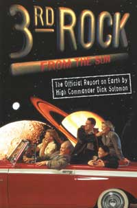 3rd Rock from the Sun - 27 x 40 TV Poster - Style C