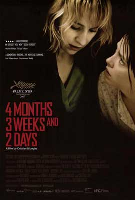 4 Months, 3 Weeks, and 2 Days - 27 x 40 Movie Poster - Style A