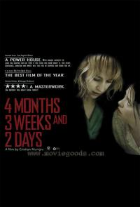 4 Months, 3 Weeks, and 2 Days - 11 x 17 Movie Poster - Style B