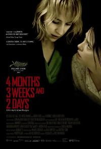 4 Months, 3 Weeks and 2 Days - 43 x 62 Movie Poster - Bus Shelter Style A
