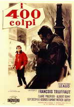 The 400 Blows - 11 x 17 Poster - Foreign - Style A