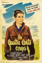 The 400 Blows - 27 x 40 Movie Poster - French Style B