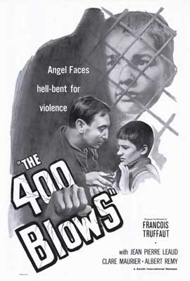 The 400 Blows - 11 x 17 Movie Poster - Style A
